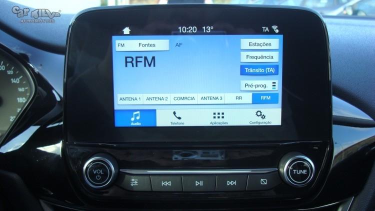 Ford Fiesta 1.1 TREND 85 CV