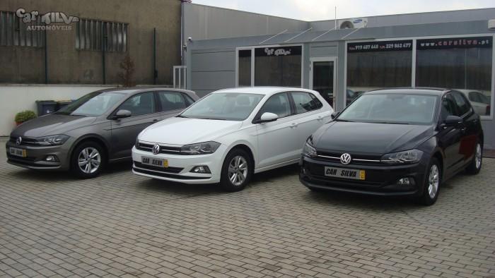 Volkswagen Polo 1.0 confortline 75 cv