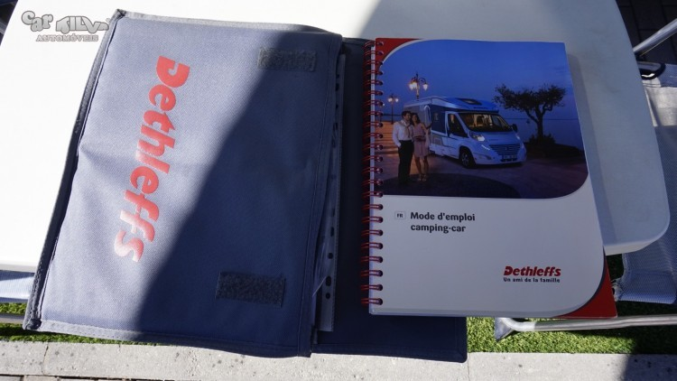 Dethleffs Advantage 2,3 diesel /150 cv