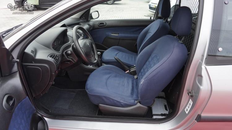 Peugeot 206 1.4 HDI / VAN